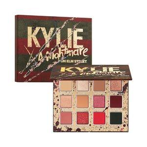 SALE kylie x nightmare on elm street eyeshadow palette